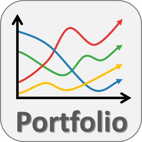 ポートフォリオのチャートを生成、Portfolio Chart