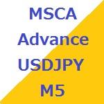 時間帯指定のUSDJPYのM5のスキャルピング