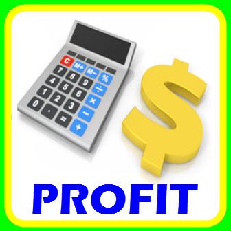 ドル口座の損益を日本円に一発変換! PROFIT