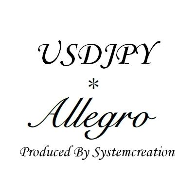 Allegro USDJPY